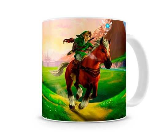 Caneca The Legend of Zelda II