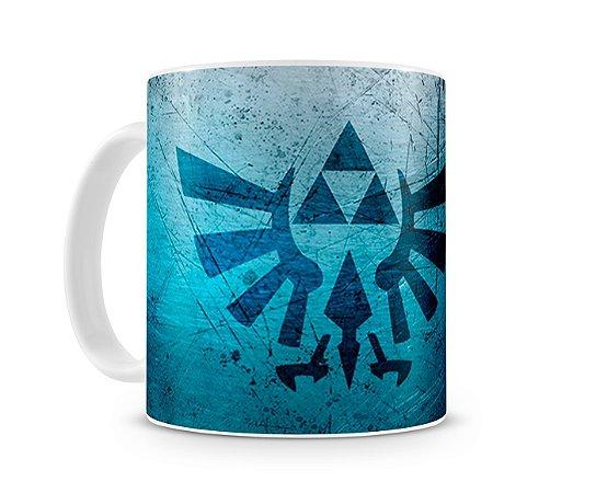 Caneca The Legend of Zelda Logo