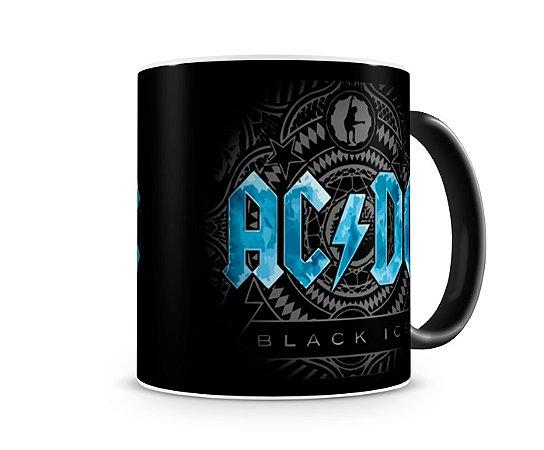 Caneca Mágica AC/DC Black Ice