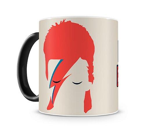 Caneca Mágica David Bowie