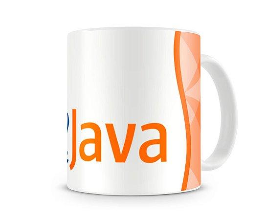 Caneca Linguagem Java