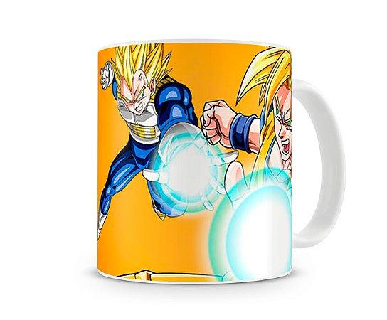 Caneca Dragon Ball Goku III