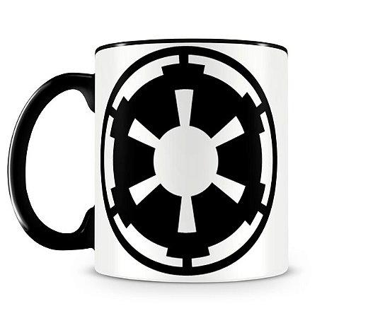 Caneca Star Wars Galact Empire Black