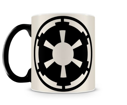 Caneca Mágica Star Wars Galact Empire