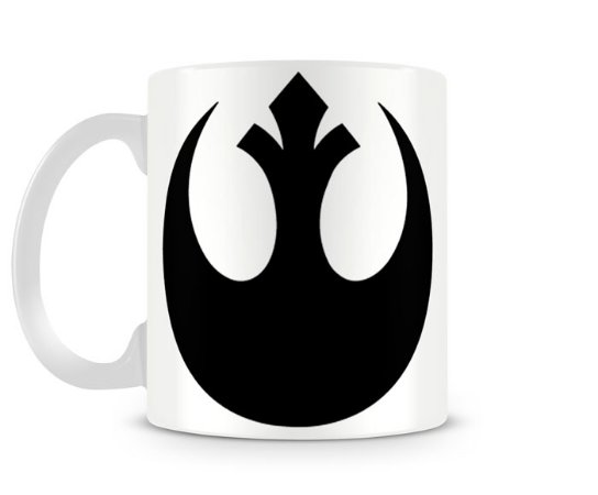 Caneca Star Wars Rebel Alliance