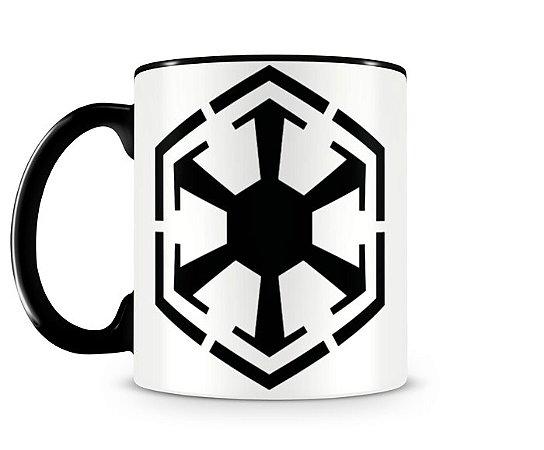 Caneca Star Wars Sith Empire Black