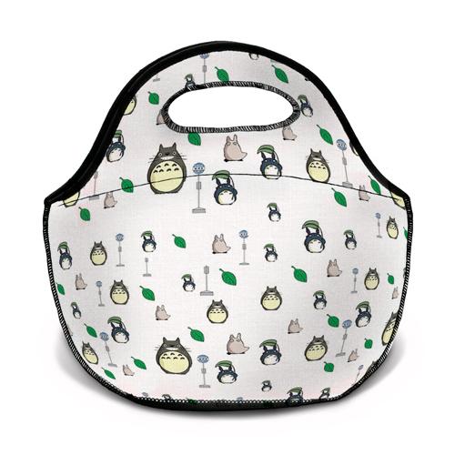 Bolsa Térmica Neoprene Totoro Mod03