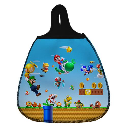 Lixinho para carro Mario Bros Mod01