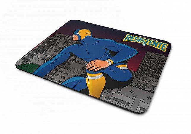 Mousepad Super Herói Resistente Mod 01