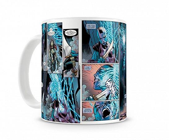 Caneca Guardiões da Galaxia Nébula Quadrinhos