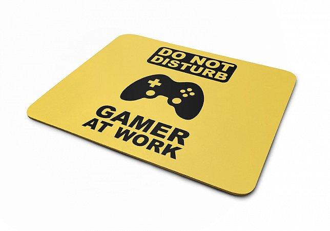 Mousepad Gamer At Work II
