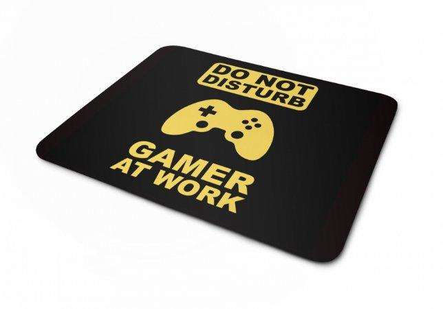 Mouse pad Gamer At Work III