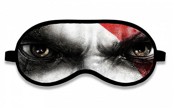 Máscara de Dormir Kratos