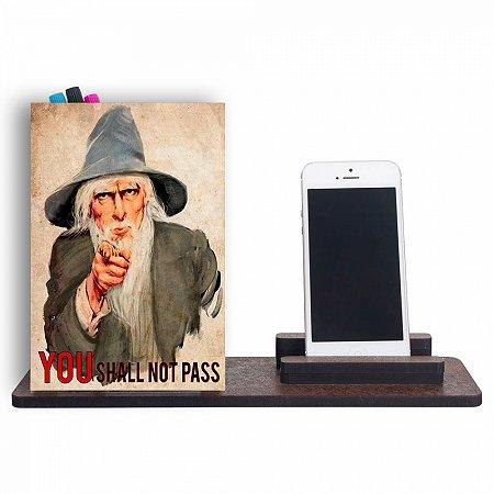 Organizador de Mesa You Shall Not Pass