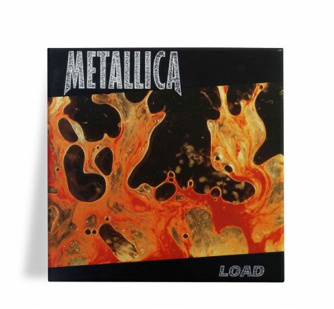 Azulejo Decorativo Metallica Load 15x15