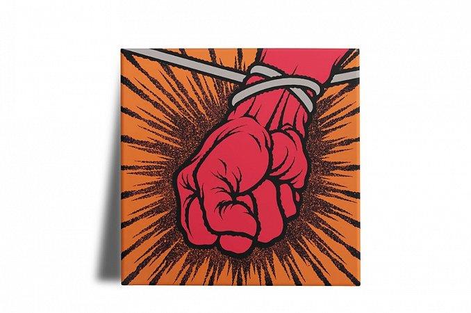 Azulejo Decorativo Metallica St Anger 15x15