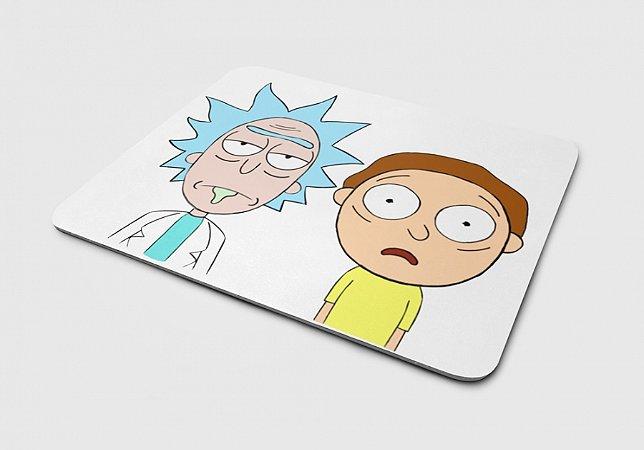 Mousepad Rick And Morty Mod 1