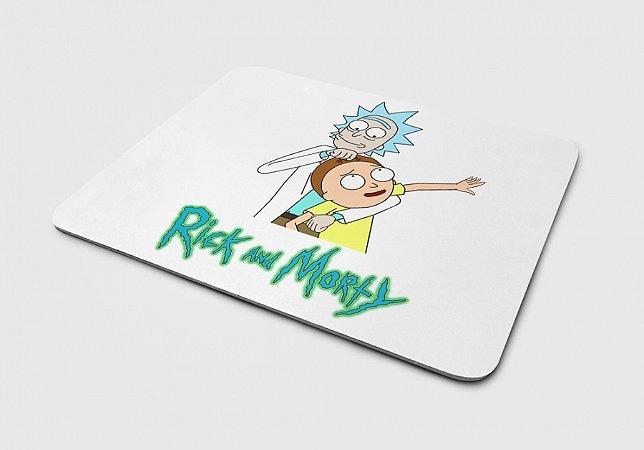 Mousepad Rick And Morty Mod 2