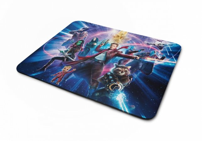 Mousepad Guardiões da Galaxia Personagens