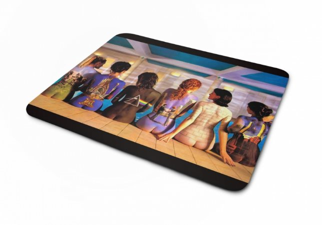 Mousepad Pink Floyd Mulheres Covers