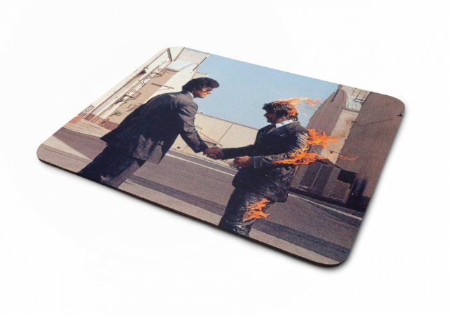 Mousepad Pink Floyd Wish You Were here