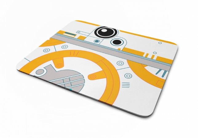 Mousepad Star Wars BB8