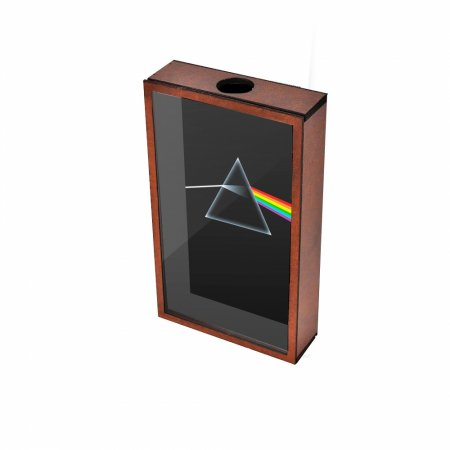 Quadro Porta Rolhas Pink Floyd Dark Side Of The Moon