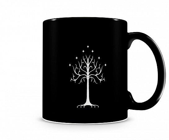 Caneca Mágica senhor dos anéis árvore de Gondor