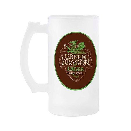 Caneca de chopp Game Of Thrones Green Dragon