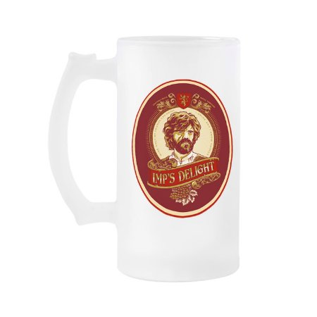 Caneca de chopp Game Of Thrones Imps Delight