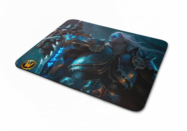 Mousepad World Of Warcraft Arthas II