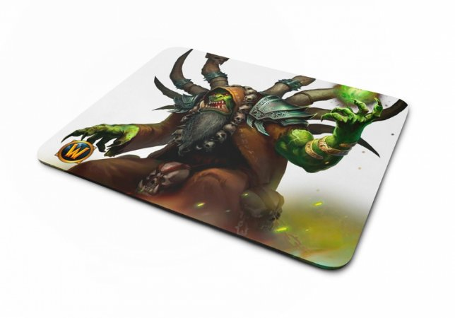 Mousepad World Of Warcraft Guldan I
