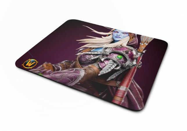 Mousepad World Of Warcraft Sylvanas I