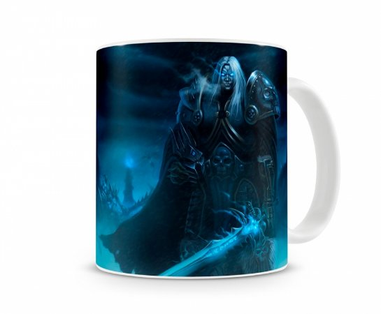 Caneca World Of Warcraft Artha III