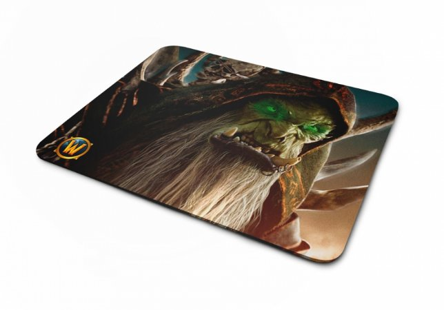 Mousepad World Of Warcraft Guldan III