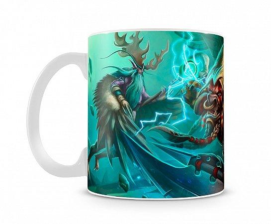 Caneca World Of Warcraft Malfurion II