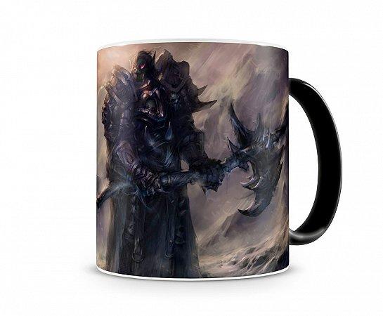 Caneca Mágica World Of Warcraft Orc I
