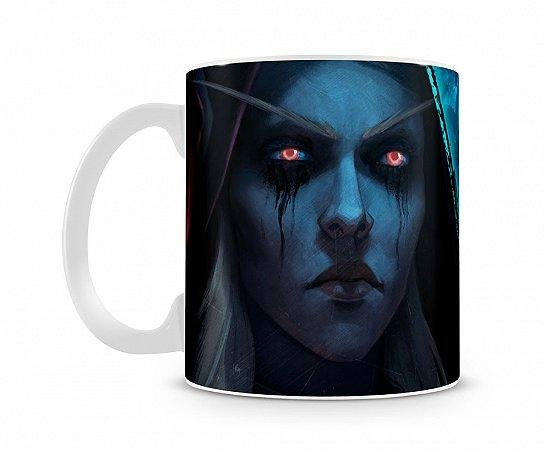 Caneca World Of Warcraft Sylvanas III