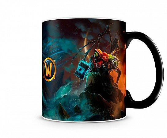Caneca Mágica World Of Warcraft Thrall II