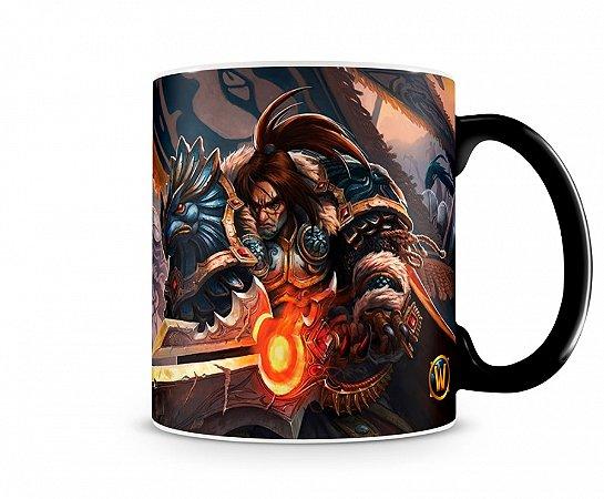 Caneca Mágica World Of Warcraft Varian I