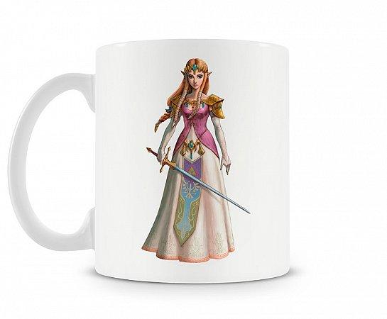 Caneca Legend Of Zelda Windom
