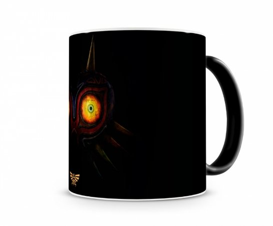 Caneca Mágica Legend Of Zelda Mask