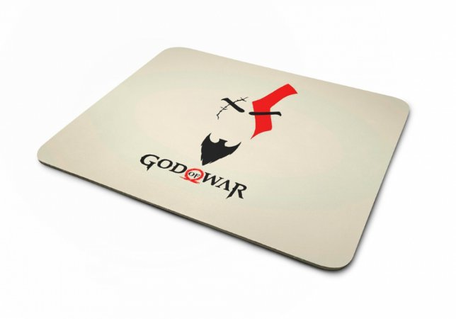 Mousepad God Of War Kratos 2