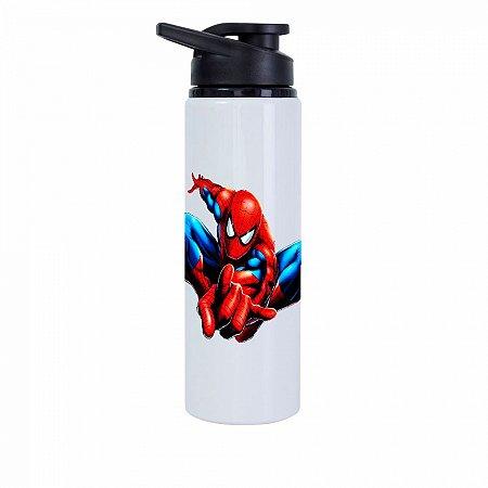 Squeeze Branco Marvel Homem Aranha
