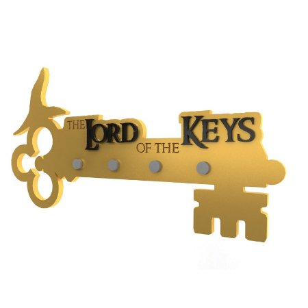 Porta Chaves relevo Lord of the keys