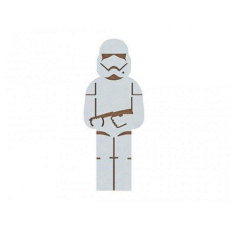 Adorno Relevo Star Wars Stormtrooper