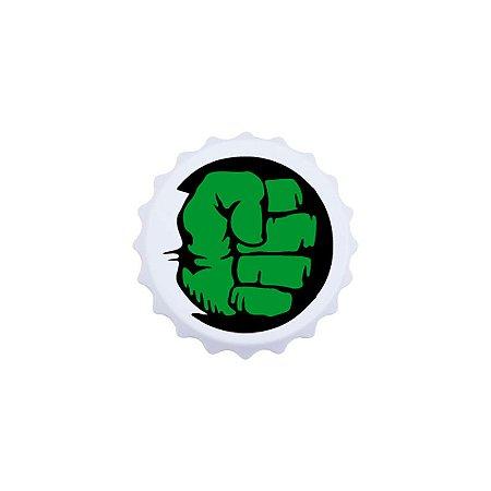 Abridor de garrafas Hulk