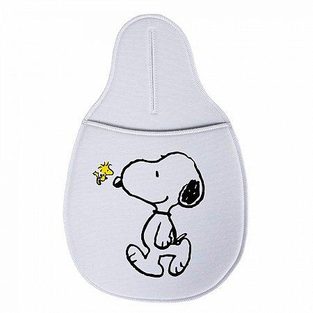 Lixinho para carro Snoopy