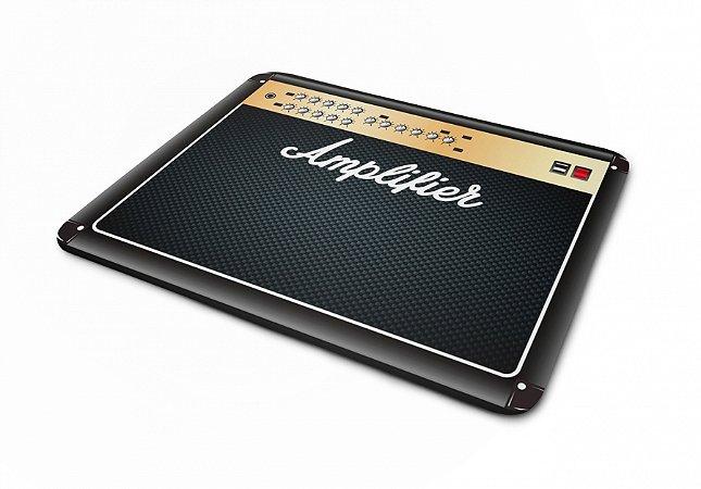 Mousepad Rock Amplificador