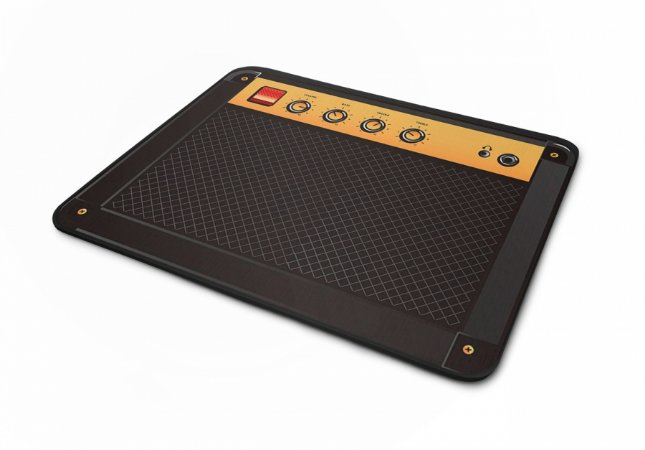 Mousepad Rock Amplificador II